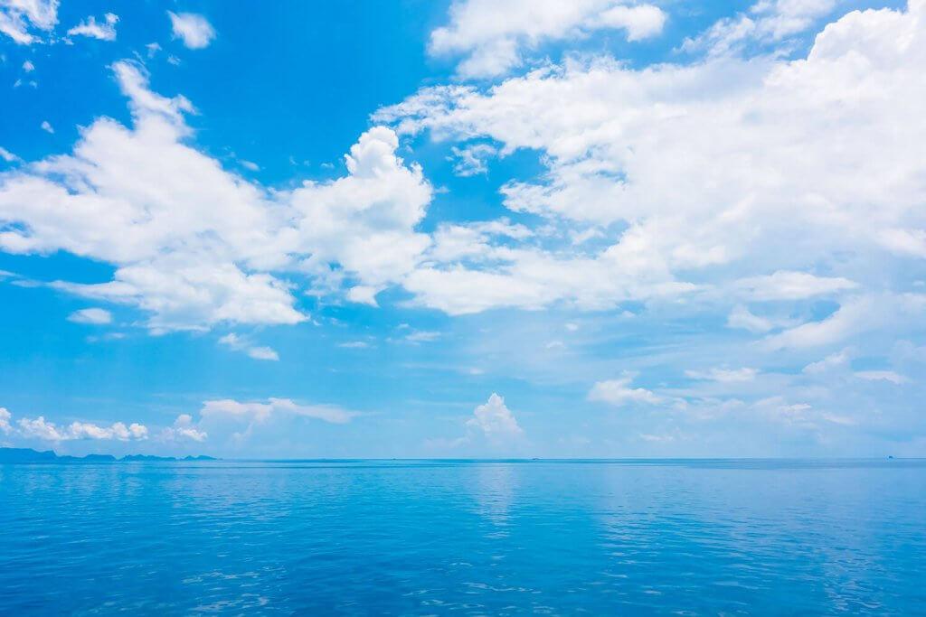 Saubere Meere